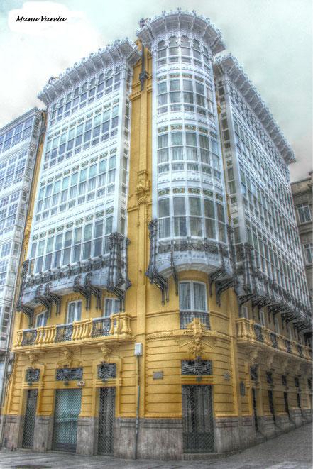 Casa Rey - La Coruña