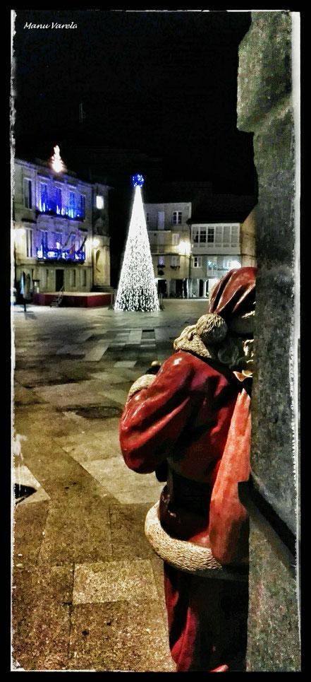 Navidad 2016 en Ribadavia - Orense