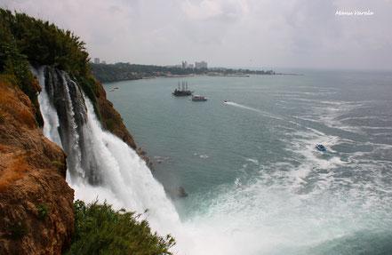 Dudden Water falls - Antalya - Turquía