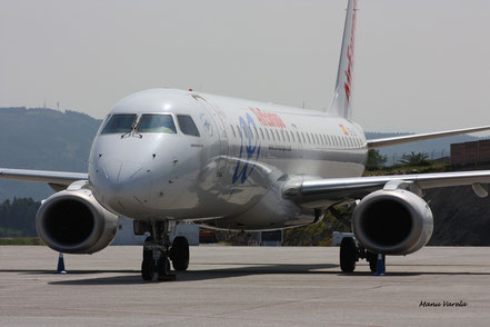 Embraer ERJ195 Air Europa