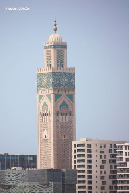 Mezquita Hassan II - Casablanca - Marruecos