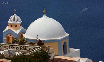 Fira/Thira - Santorini - Grecia
