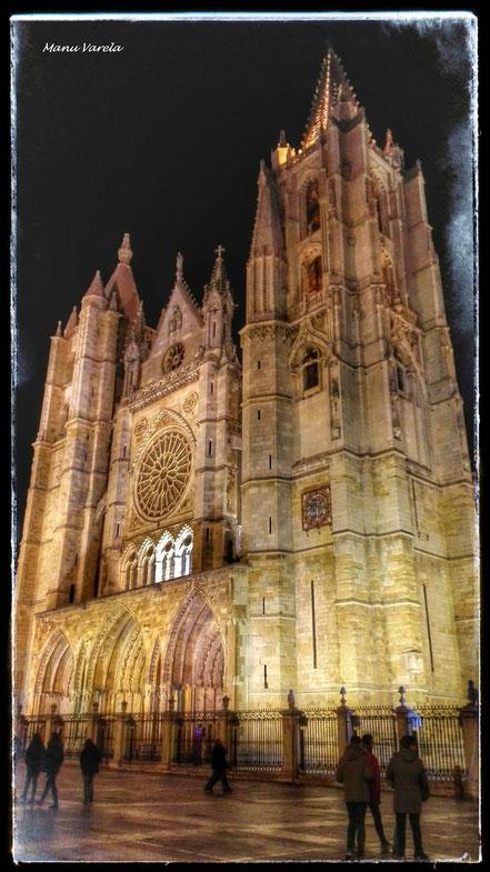 Catedral gótica de LEON