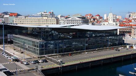 """""""Palexco"""" - Puerto de La Coruña"""