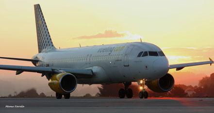 Orto LCG - A320 Vueling