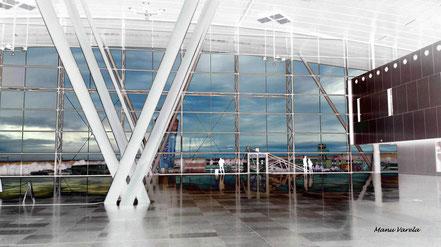 Soledad en la terminal - LEST
