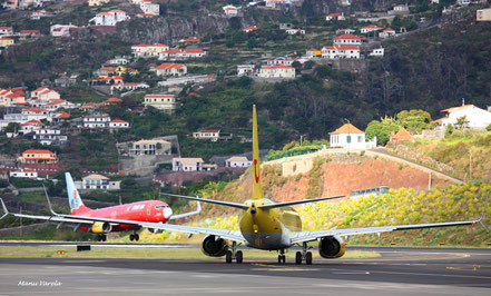 Aeropuerto Funchal - Madeira (FNC) Portugal