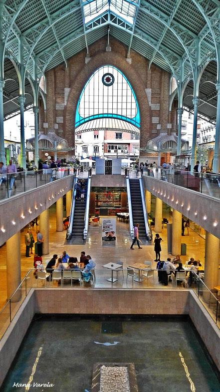 Mercado de Colón - Valencia