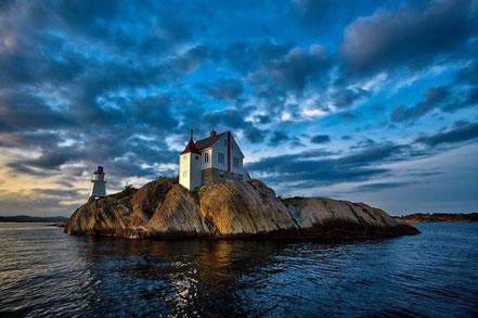 Far Rivingen, Noruega.