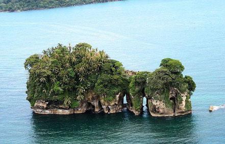 Illa dels Ocells, Panamà.