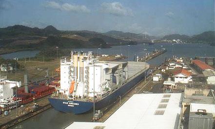 El vaixell de càrrega general Star Kirkens, de bandera noruega, procedent de Rio Grande, Brasil. 01.08.16.