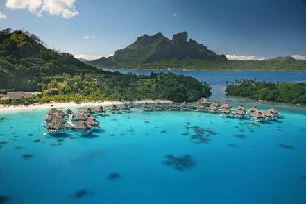 Tahití a la Polinesia Francesa.