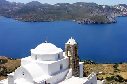 Illa de Milos, Grècia.