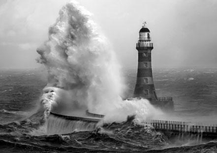Far Roker, Anglaterra. Foto: John Boy.