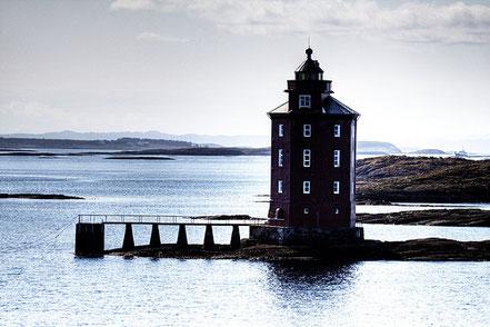 Far de Kjeungskjaer, Noruega.