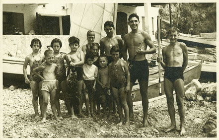 Amics de la Cala 1948.