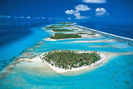 Illes de Tuamotu, Polinesia Francesa.
