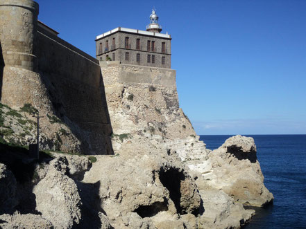 Far de Melilla, Espanya.