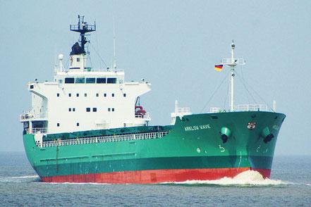 El vaixell de càrrega general Nacc Toronto, de bandera de Malta, procedent de Torre Annunziata, Italia. 05.07.17.