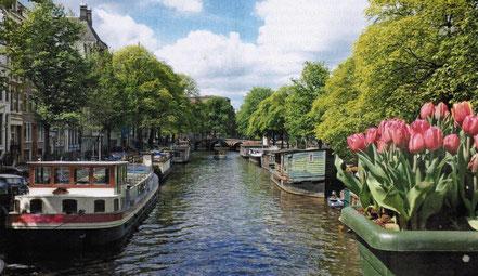 BUS REISEN nach Amsterdam- BUSSE MIETEN bei Singer reisen & versicherungen
