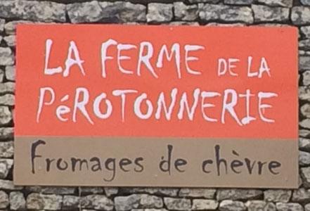 La ferme de La Pérotonnerie de Rom dans les Deux-Sèvres