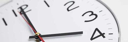 Überstunden - läuft alles korrekt? Rechtsanwalt für Arbeitsrecht hilft sofort