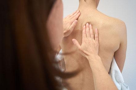 Rhythmische Massage in der Gesundheits-Oase Baldingen, Nähe Bad Zurzach, Lengnau, Döttingen