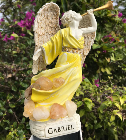 angel gabriel, arcangel gabriel, estatua del angel gabriel, figura del angel gabriel, figura del arcangel gabriel