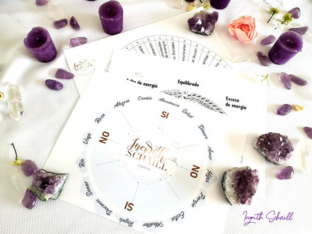 pendulos, pendulos graficos, tabla de pendulos, ingrith schaill, ingrith schaill cursos, cursos angelicos