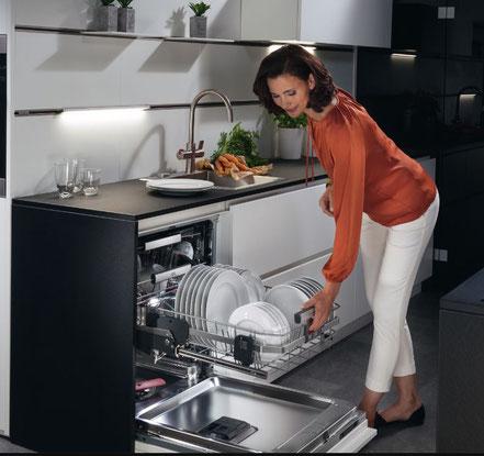 AEG Neuheiten 2017, Spülmaschine mit Comfort Lift