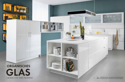 pronorm Küchen Neuheiten und Trends 2018