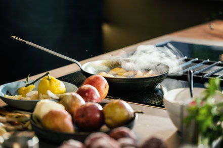 Neff Neuheiten, integrierter Kochfeldabzug
