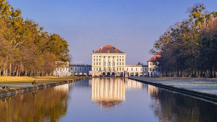 Schloss Nyphemburg (Palacio de las Ninfas, en español)