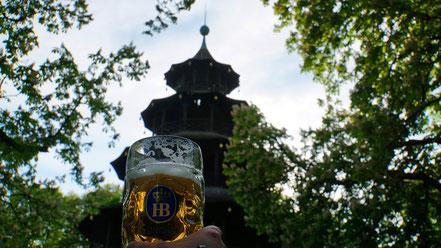 Cerveza Helles de HB