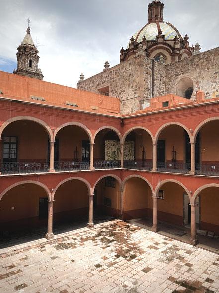 Antiguo Colegio del Sagrado Corazón de Jesús del siglo XX