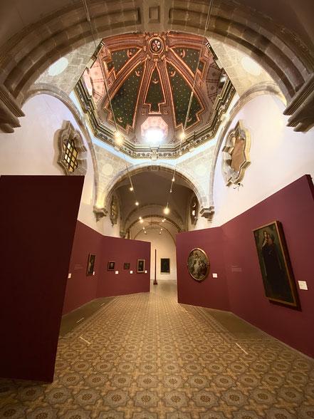 Capilla Doméstica del Convento del Carmen de San Luis Potosí