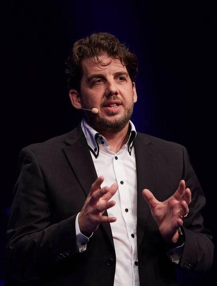Speaker Christoph Kuch