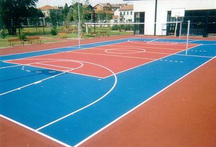 Pavimentazioni sportive stileurbano giochi per parchi - Campi da pallavolo gratis stampabili ...