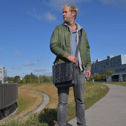Umhängetasche A4 Fonda special von Stef Fauser Design Berlin