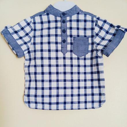 vetements occasion enfanst.vetements occasion bébés. chemise pas chère bébé 9/12 mois
