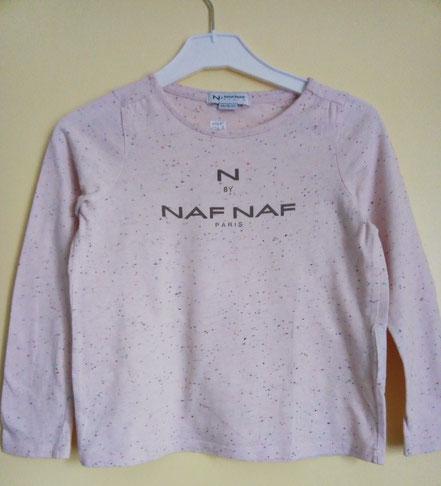 T-shirt à manches longues NAF-NAF 6 ans