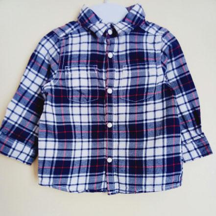 Chemise pas cher pour bébé