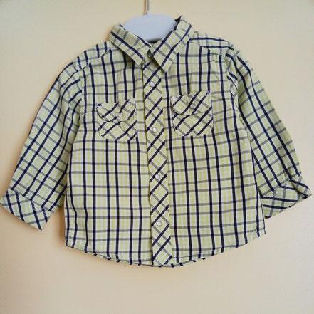 chemise pas chère pour bébé 9 mois