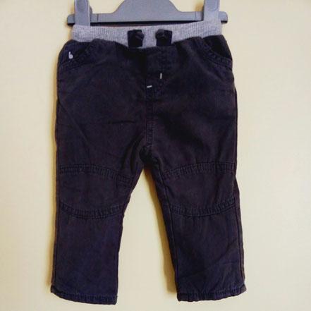 Pantalon pas cher bébé 12 mois Obaïbi