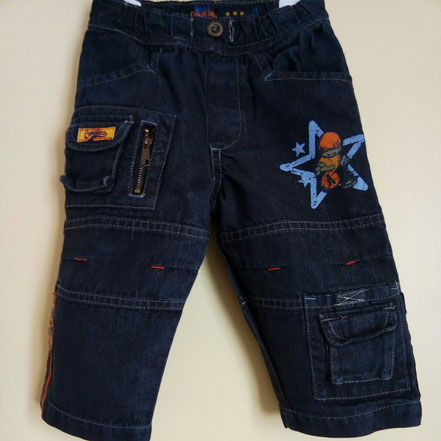 Jean style baggy complices 12 mois