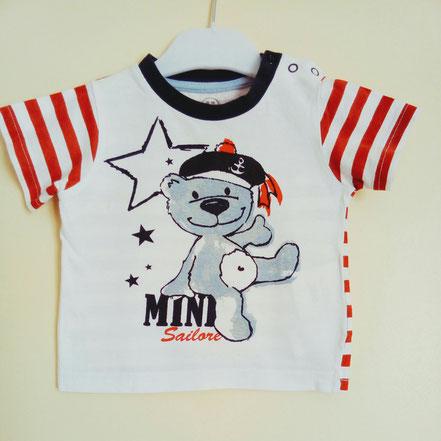 vetement occasion bébé. T-shirt bébégarçon 9 mois