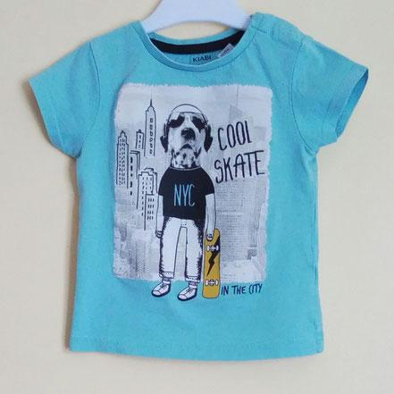 T-shirt d'occasion pour enfants 2 ans