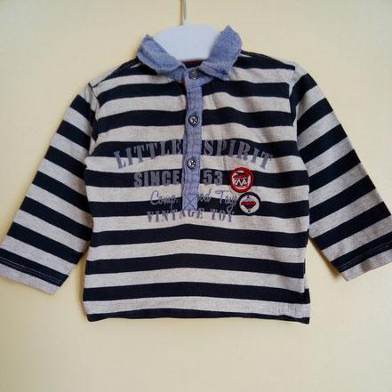polo pas cher pour bébé 9 mois