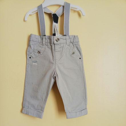 Pantalon cérémonie pas cher pour bébé 9 mois