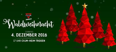 CVJM-Waldweihnacht 2016
